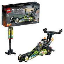 <b>Конструктор LEGO Technic</b> 42103 Драгстер - купить недорого в ...