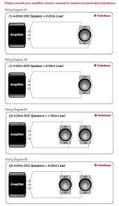 2 4 ohm speaker wiring diagram wiring diagram 8 Ohm Wiring Diagram 2ohm subs in for wiring diagrams printable these two 8 ohm 8 ohm wiring diagram