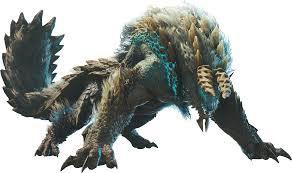 Monster Hunter Generations Light Crystal Zinogre Monster Hunter Wiki Fandom
