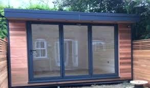 prefab garden office. Full Image For Pre Made Garden Office Prefabricated Built Within Three Boundaries Prefab