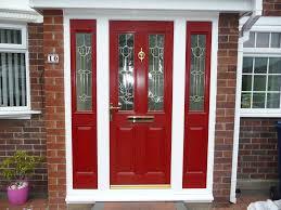 Perfect front doors ideas Sidelights 12 Photos Gallery Of Best Front Door Colors For Red Brick House Ideas Sophisticatedladyinfo Best Front Door Colors For Red Brick House Ideas