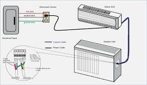 wiring diagram of split air conditioner wiring diagram fascinating