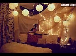 dorm lighting ideas. cool dorm canopy bed lighting ideas i