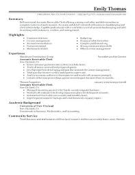 Accounts Payable Resume Template Useful Materials For Accounts ...