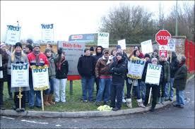 Image result for Bin men are taking strike