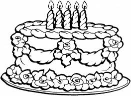 Spongebob Cake Coloring Pages Free Coloring Pages