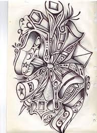 100 лучших эскизов тату абстракция для девушек и мужчин