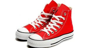 converse shoes red. discount converse shoes red chuck taylor all star classic womens/mens canvas sneakers hi tops n