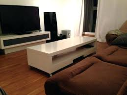 tv unit and coffee table matching