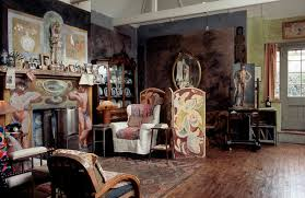 Bloomsbury Theme Interior Design A Five Step Guide To Bloomsbury Interiors Another