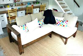 diy sofa diy modern sofa plans