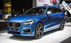 2018 volvo for sale. contemporary volvo luscious longroof 2018 volvo v90 wagon looks hot in rdesign form with volvo for sale 0