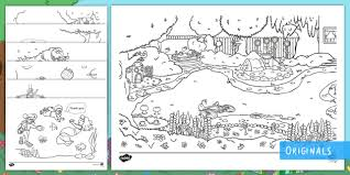Color in this picture of gardening and others with our library of online coloring pages. Treasures In The Garden Coloring Pages Teacher Made
