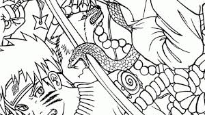 20 best of naruto coloring book pdf