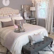 Oh the wonderful little details in this neutral, chic, romantic bedroom |  3D Wall Panels | Pinterest | Neutral, Romantic and Bedrooms