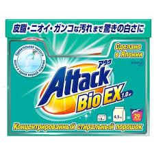 Стоит ли покупать <b>Стиральный порошок Attack</b> Bio EX? Отзывы ...