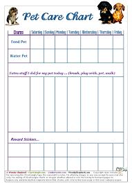 Hd Wallpapers Printable Dog Care Chart Desktophome53 Gq