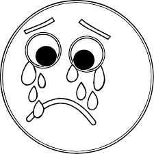 revolutionary sad face coloring page printable free pages