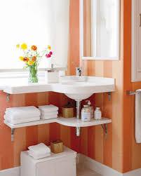 Bathroom: Hanging Basket Racks For Small Bathroom - Bathroom Shelves