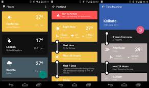 Material Design Timeline 10 Android Apps With Material Design That You Should Be