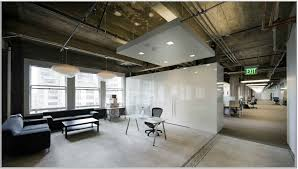 designer office space. Fine Office Pretty And Creative Office Space Idea With Modern White Cupboard As Room  Divider Black Sofa To Designer H