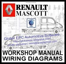 renault master wiring diagrams renault global epc automotive software renault master mascott movano on renault master wiring diagrams