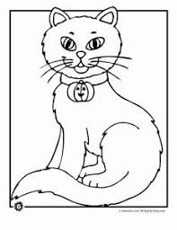 Small Picture 9 Heart tastic Crafts for Kids Cat outline Simple shapes and