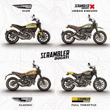 what is the difference ducati scrambler forum