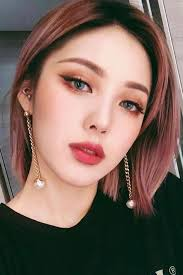 list of bigger eyes makeup asian how to make images