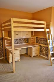 Bunk Bed With Couch And Desk Bunk Beds Girls Loft Bed With Desk Full Loft Beds Value City