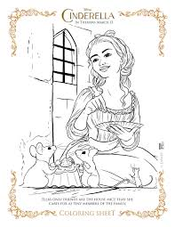 Cinderella Coloring Pages Free Printable Wumingme