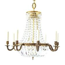 medium size of ideas for old chandelier crystals vintage french brass crystal chandelier 16 lights antique