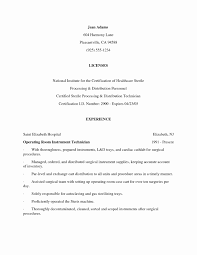 Collection Of Solutions Endearing Medical Technologist Resume