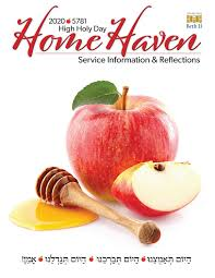 High Holy Days Home Haven Service Information and Reflections by  Congregation Beth El - issuu