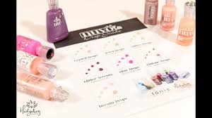 What Is The Difference Between All The Different Nuvo Drops Plus A Download For You Print And Keep