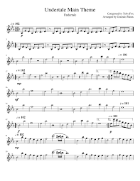 You'll find violin sheet music for beginners, suzuki method, violin learning books, violin solo sheet music, violin sheet music for popular songs, and blank violin music sheets (manuscript paper)! Undertale Main Theme Violin Solo Sheet Music For Violin Solo Musescore Com