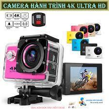 Camera Hành Trình ,Camera Hành Trình Sports 4K Ultra Hd Wifi.Độ Phân Giải  1080P Full HD.Chống Rung Lắc,Chống Nước,tặng móc dán đt.