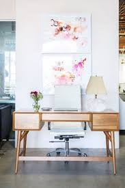 trendy office decor. inside a whimsical office space inspired by an iconic hotel trendy decor e