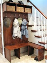 Corner Entry Bench Coat Rack Impressive Corner Entryway Hall Tree Hall Tree Entryway Hall Tree Coat Rack