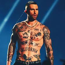 An Exhaustive Taxonomy of Adam Levine's Tattoos