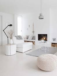 Astonishing All White House Interior Ideas - Best idea home design .
