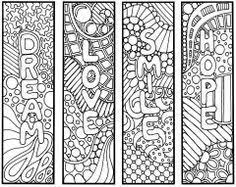 Bookmark Coloring Pages Reading Bookmark Coloring Pages Google Search Crafts