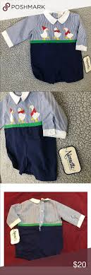 Nannette Baby Clothing Size Chart Newborn Nanette Baby Boy Outfit This Suite Is So Cute