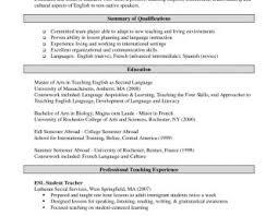 English Teacher Cover Letter Example Costumepartyrun