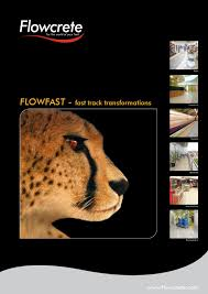 Flowcrete Color Chart Flowcrete Flowfast Sflb By Juan Jose Barcena Issuu