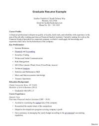 How To Write A Resume For A Job How To Make Your First Resume A For Job Vesochieuxo 88