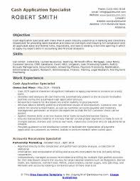 Research Administrator Sample Resume Best Cash Application Specialist Resume Samples QwikResume