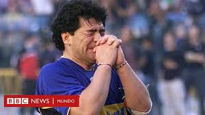 Diego Armando Maradona - BBC News Mundo