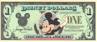 Image result for Mickey mouse money animation