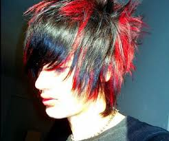 40 cool exles of emo hairstyles for
